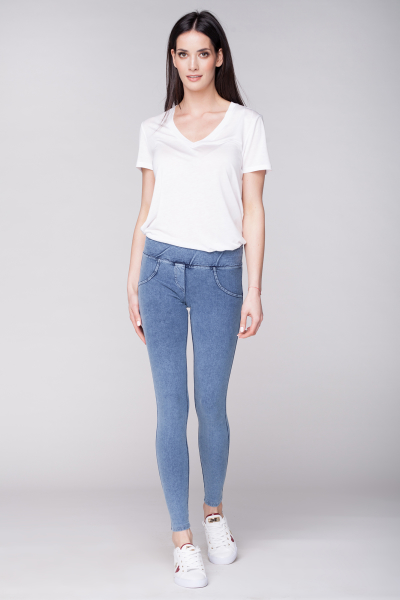 Legginsy Push-up jeans